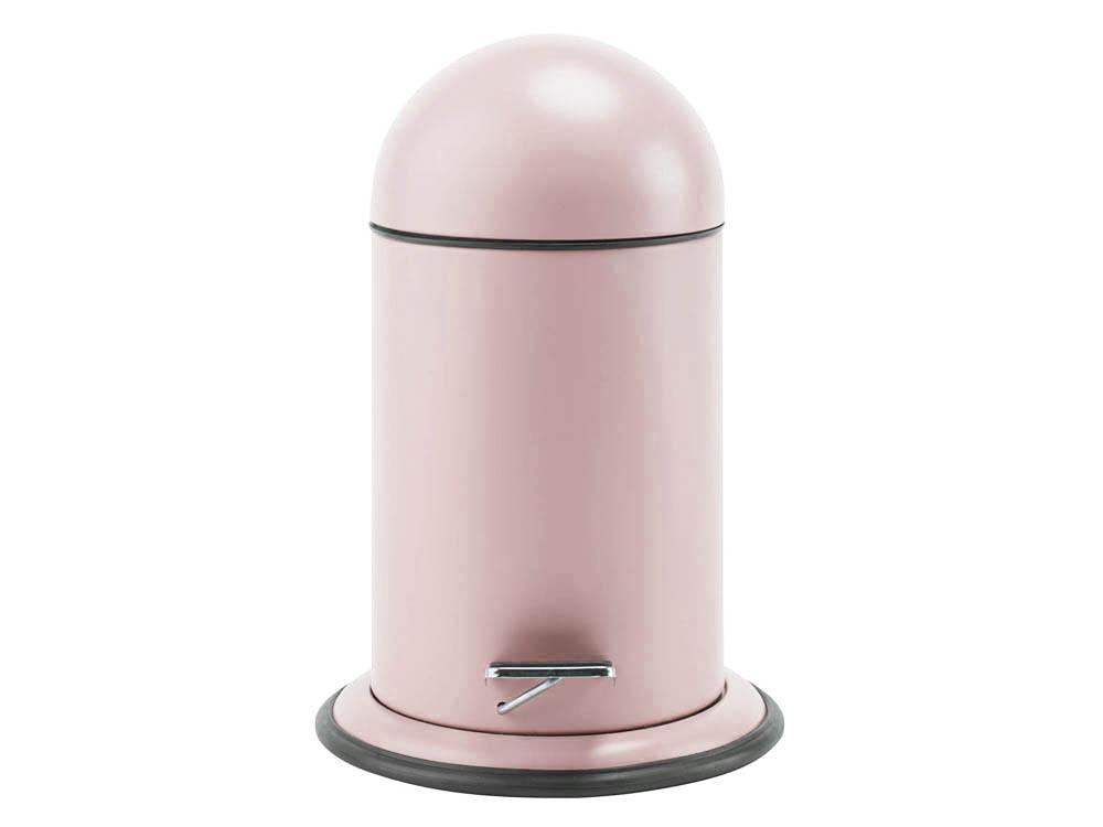 Kosz na śmieci Aquanova Ona Pink 3L