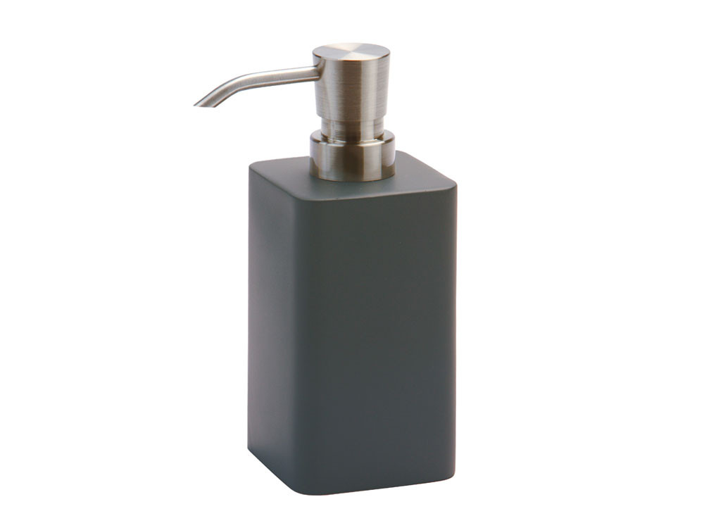 Dozownik do mydła Aquanova Ona Grey S