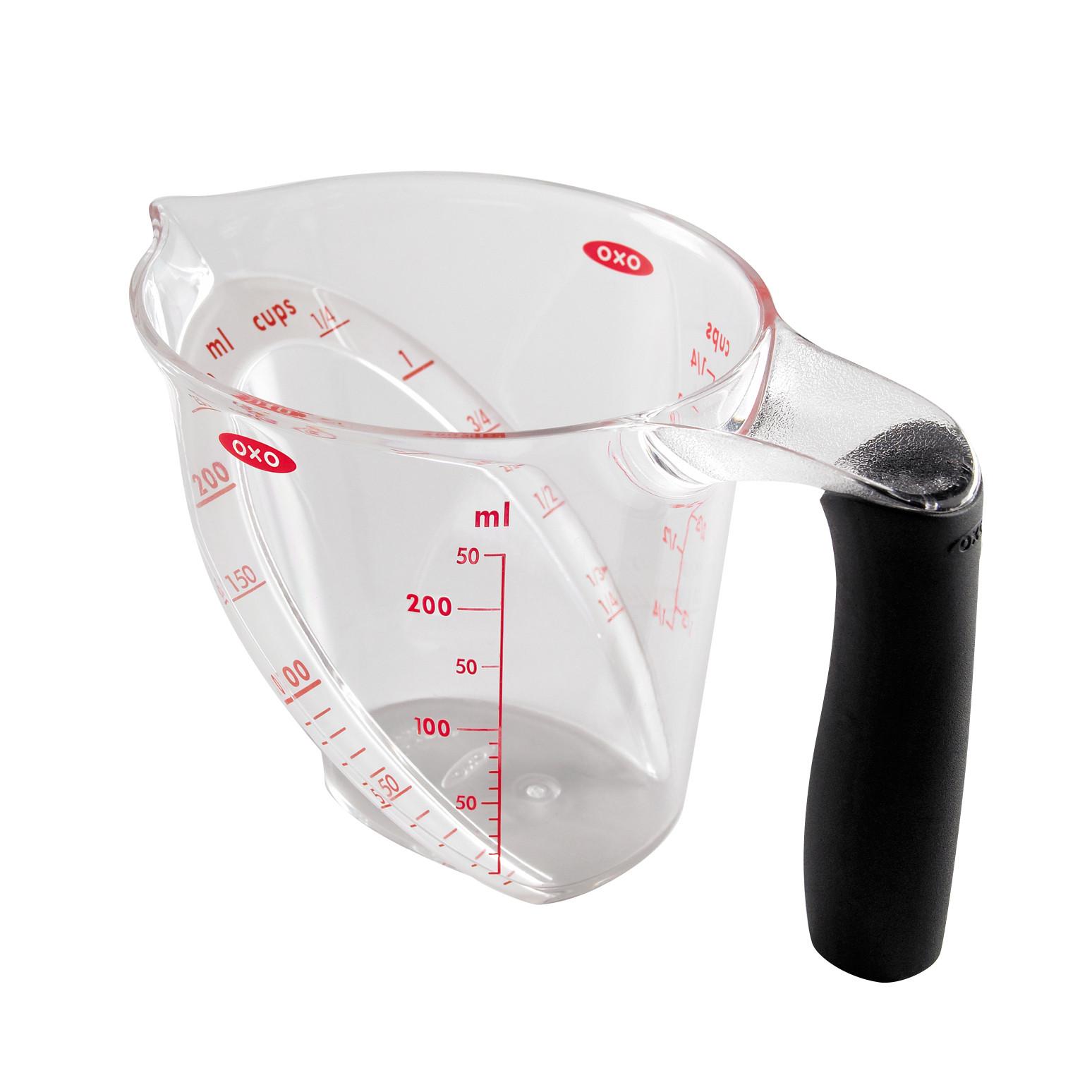 Miarka kuchenna z innowacyjną skalą Oxo Good Grips 250 ml