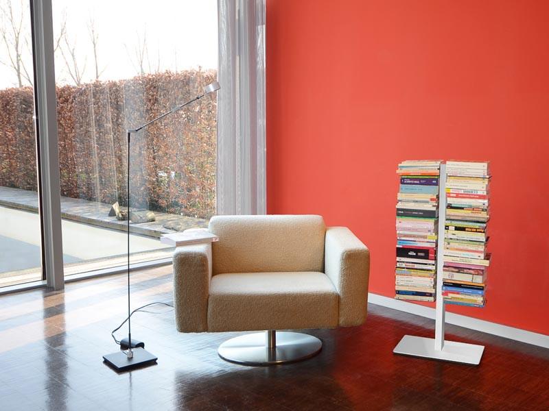 Półka Radius Booksbaum Floor 2M White
