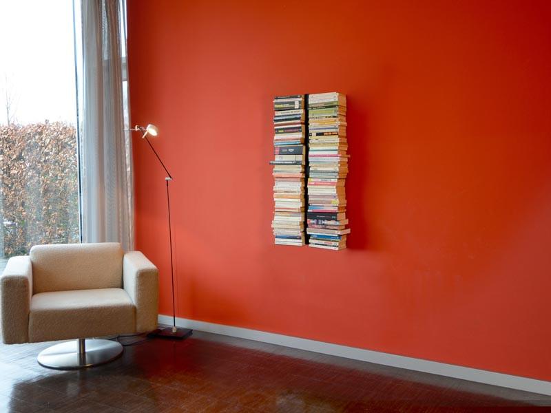 Półka Radius Booksbaum Wall 2M Black