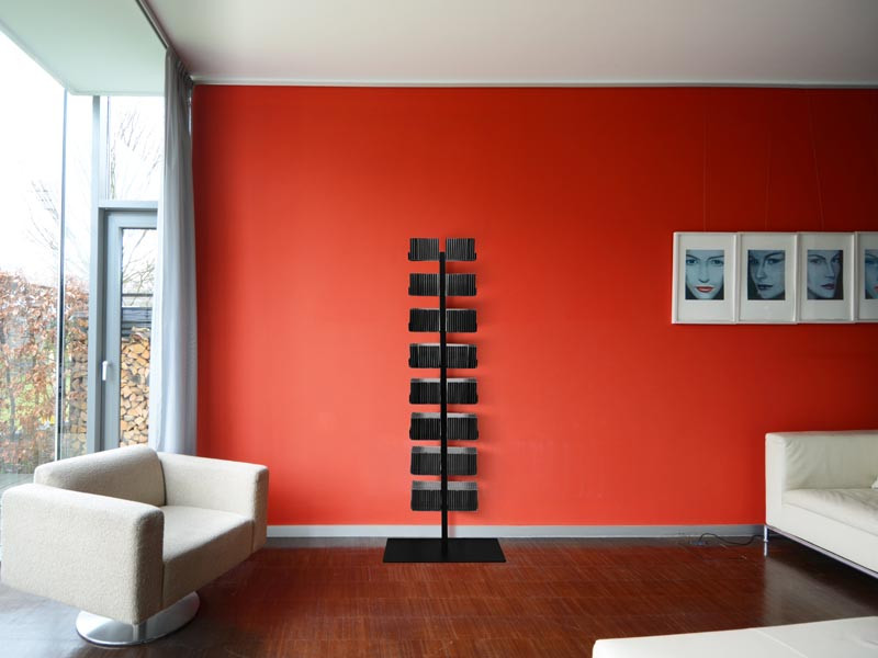 Stojak Radius CD-Baum Floor 2XL Black