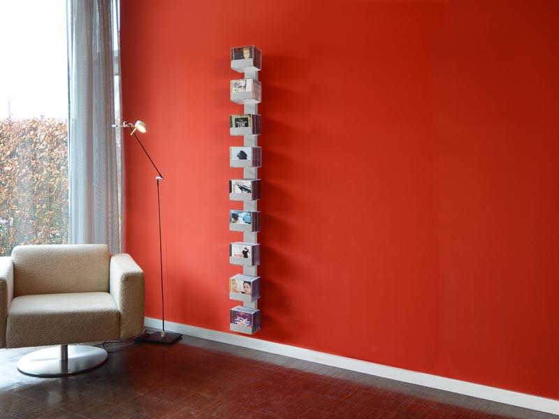 Półka Radius CD-Baum Wall 1XL Silver