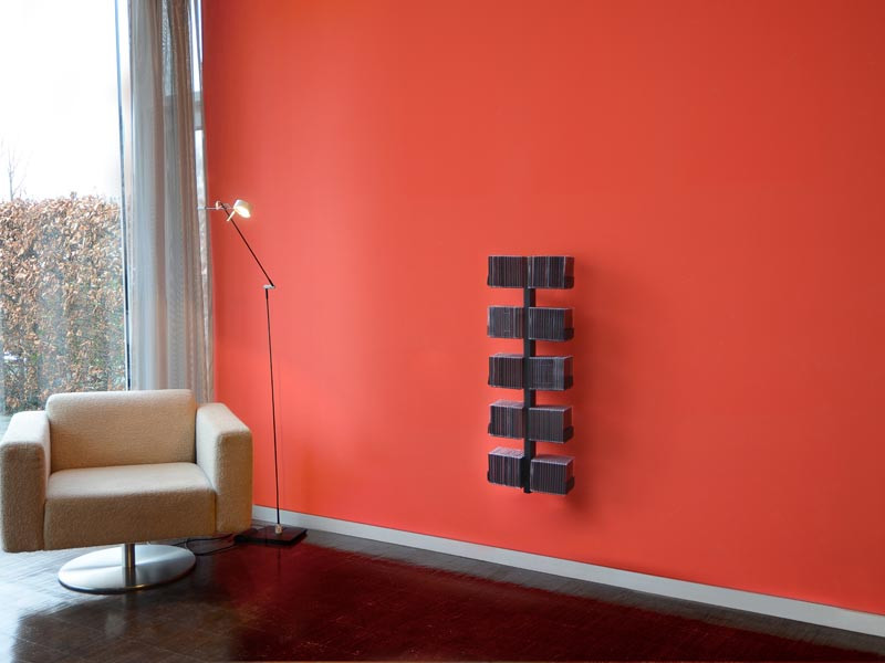 Półka Radius CD-Baum Wall 2M Black
