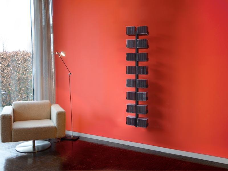 Półka Radius CD-Baum Wall 2XL Black