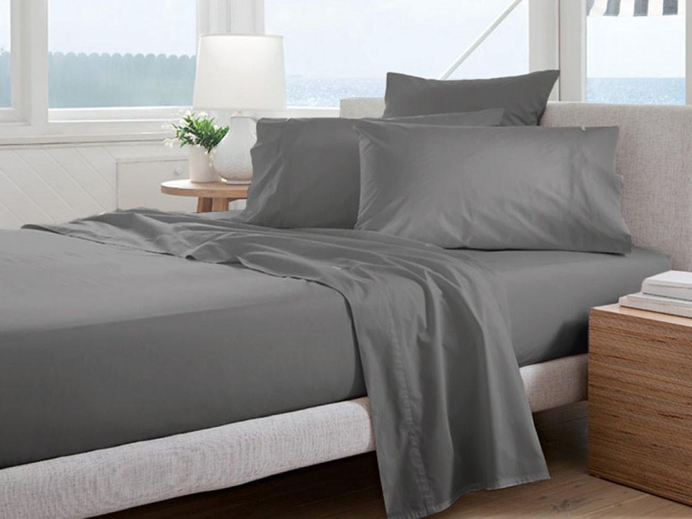 Pościel Curt Bauer Uni Comfort Grey