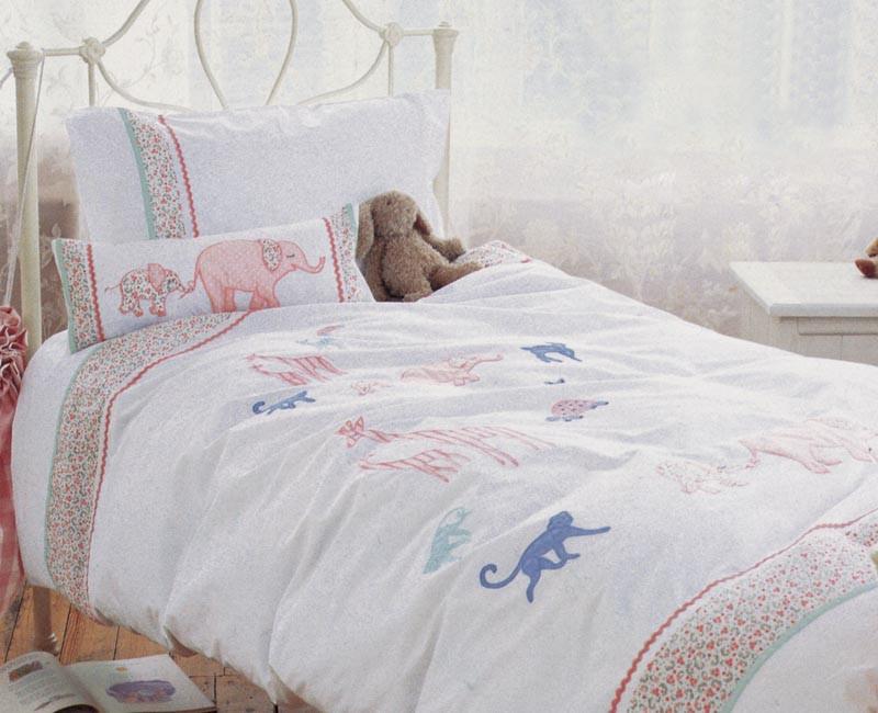 Pościel dziecięca Apeno Safari Dreams 140x200