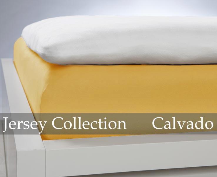 Prześcieradło Jersey Yellow