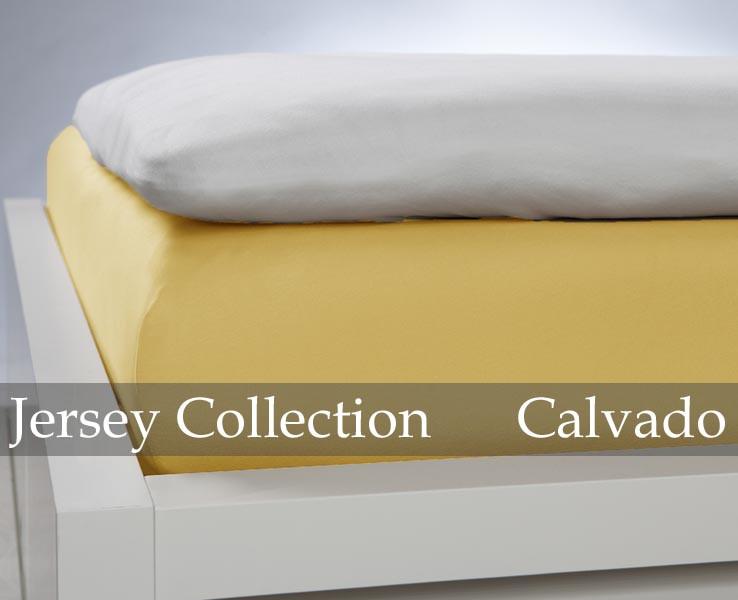 Prześcieradło Jersey Honey