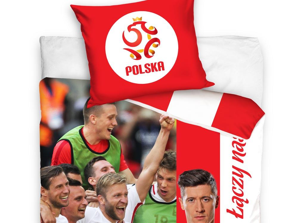 Pościel piłkarska PZPN Dream Team 160x200