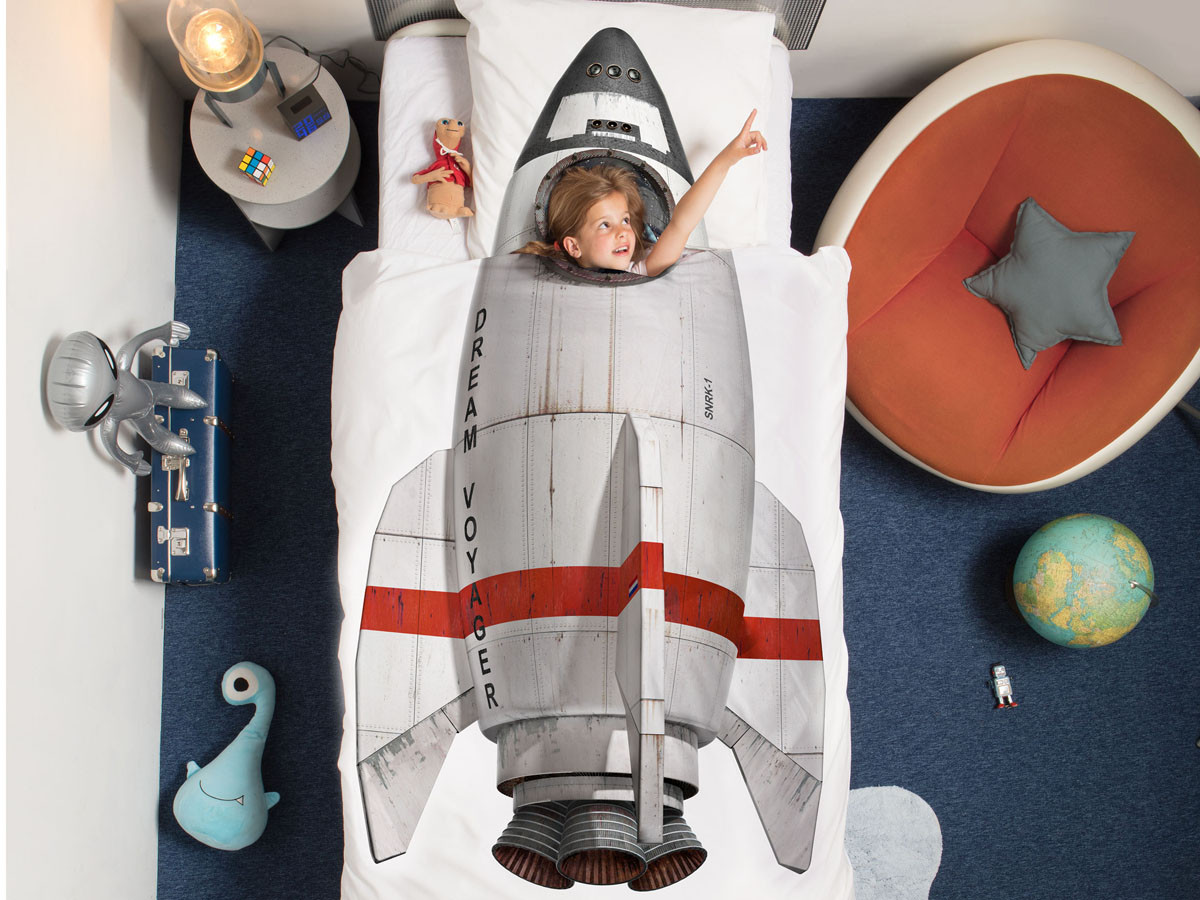 Pościel Snurk Rocket 140x200