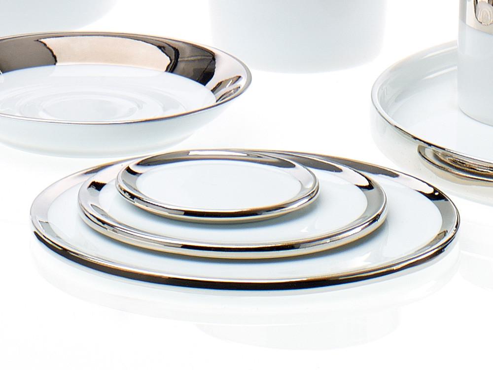 Podstawka łazienkowa Decor Walther SA M Porcelain Platinum