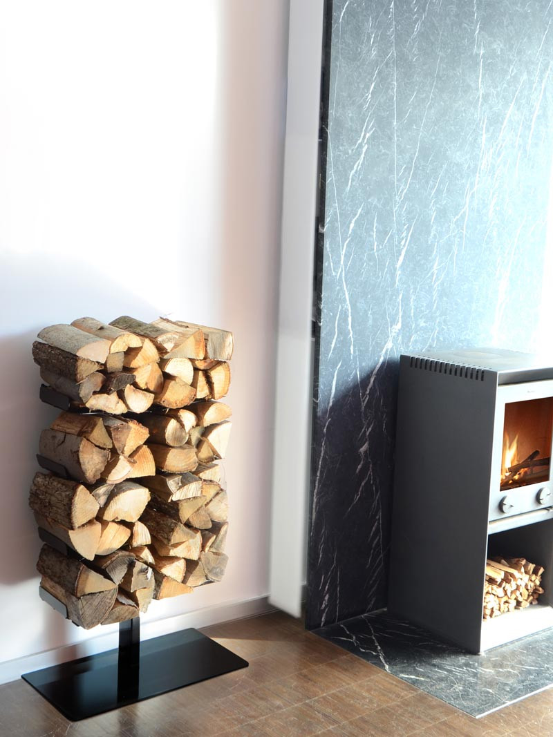Stojak na drewno Radius Wood Tree