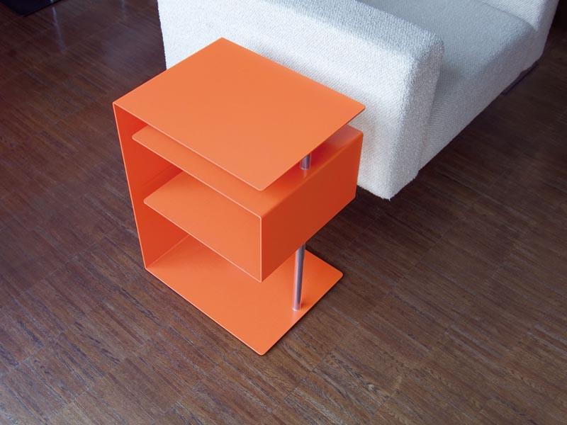Stolik Radius X-centric Orange