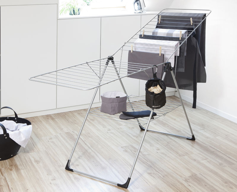 Suszarka stojąca Brabantia Drying Rack Grey