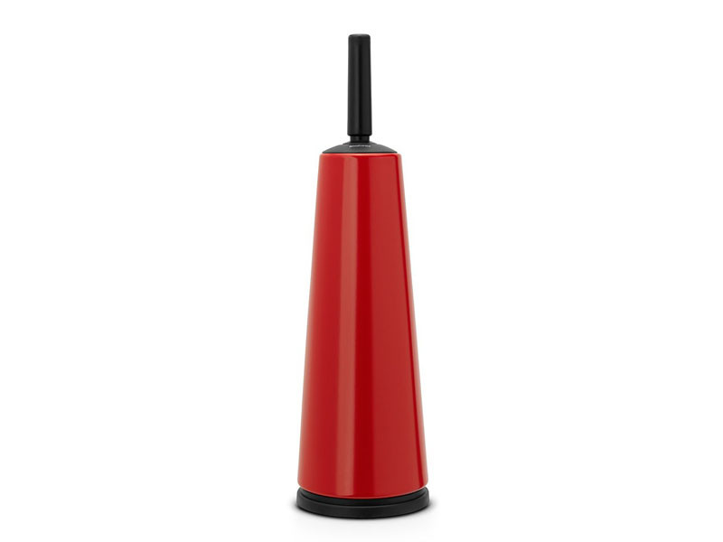 Szczotka do WC Brabantia Classic Passion Red