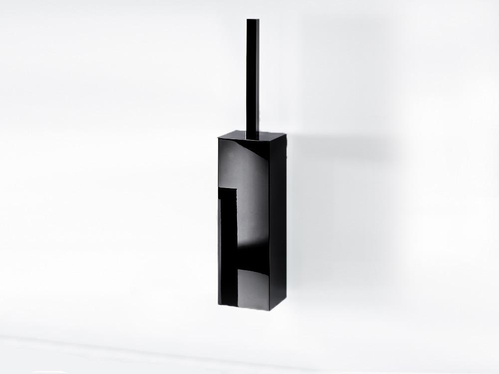 Szczotka do WC ścienna Decor Walther CO WBD N Black Matt