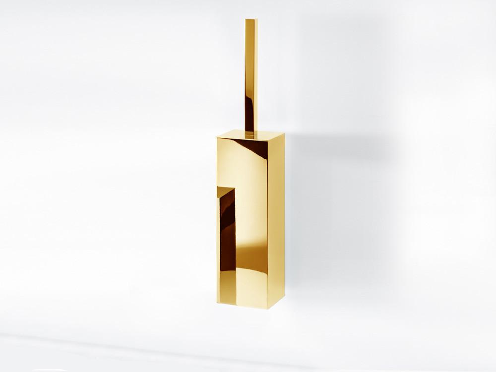 Szczotka do WC ścienna Decor Walther CO WBD N Gold
