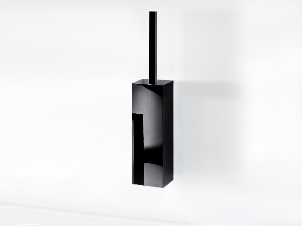 Szczotka do WC ścienna Decor Walther CO WBG N Black Matt