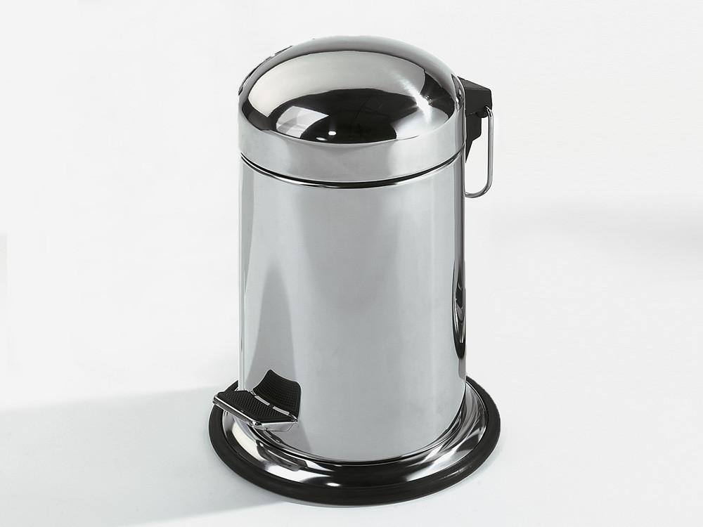 Kosz na śmieci Decor Walther TE 30 Silver Polished