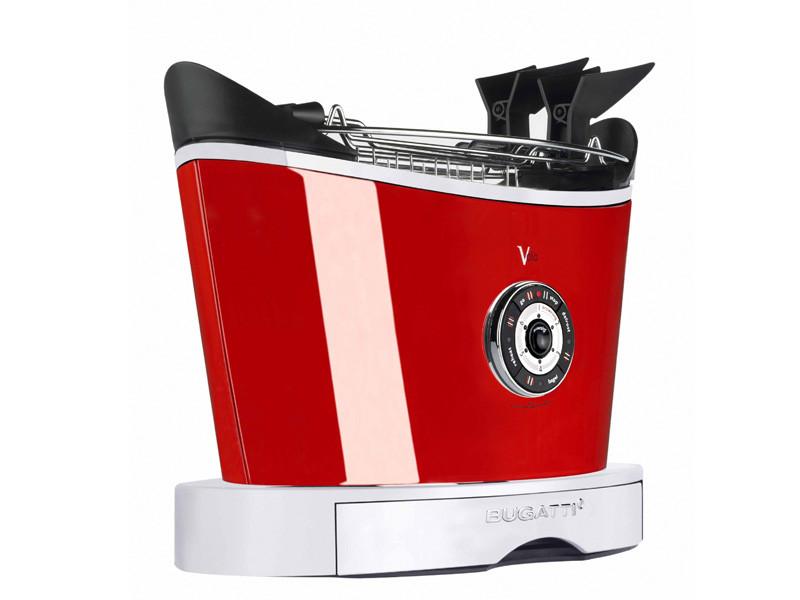 Toster Bugatti Volo Red
