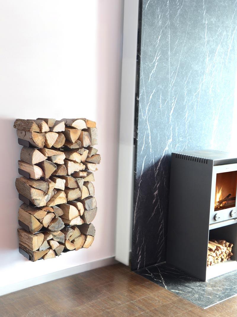 Wieszak na drewno Radius Wood Tree