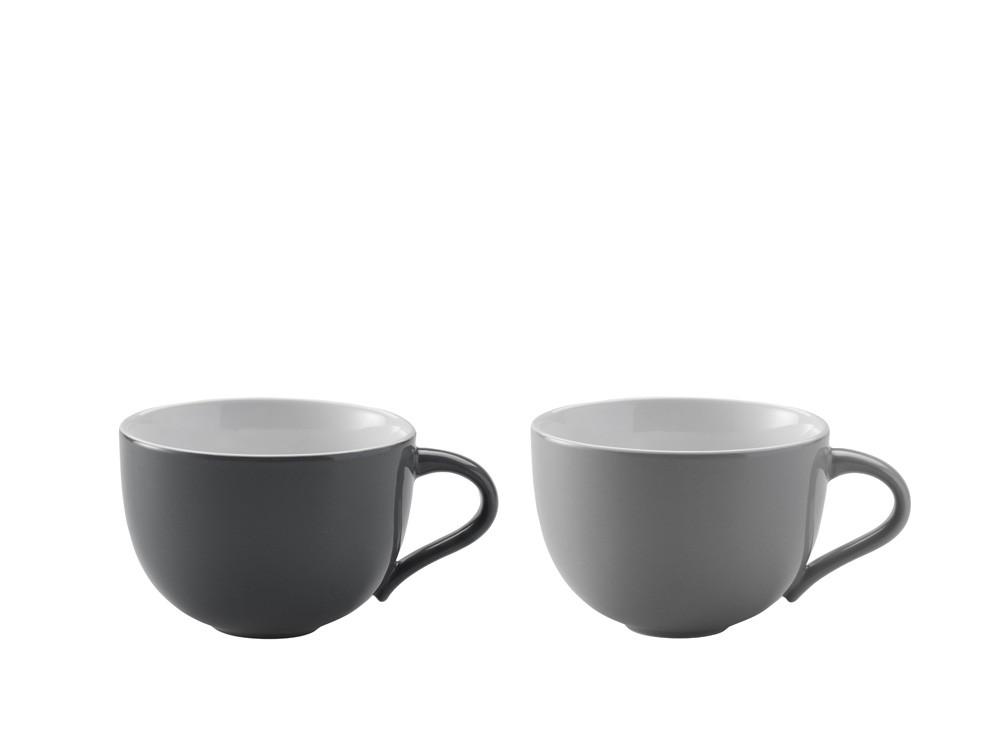 Filiżanka zestaw x2 Stelton Danish Modern 2.0 Emma Grey