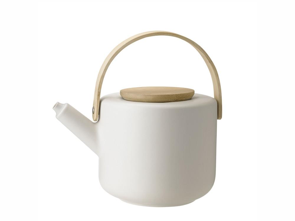 Dzbanek do herbaty Stelton Nordic Theo Sand 1,25L