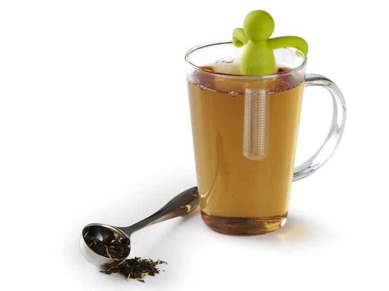 Zaparzacz do herbaty Umbra Buddy Green