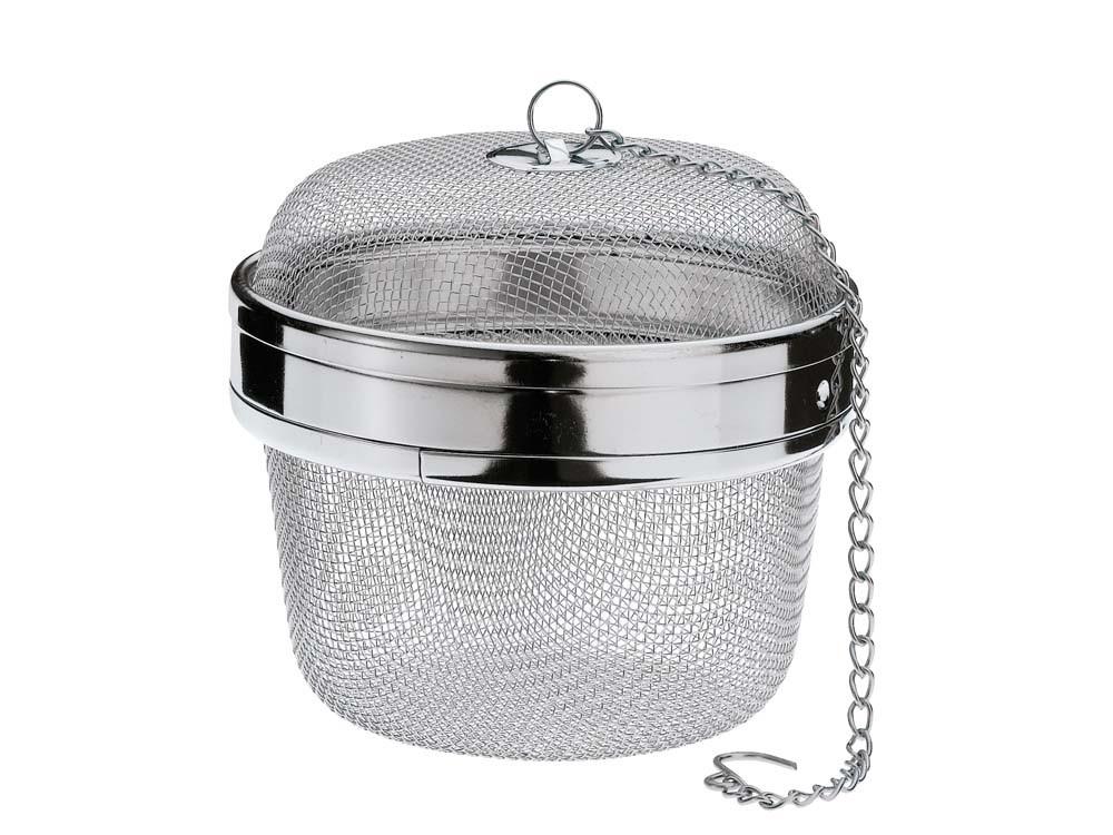 Zaparzacz koszyczek do herbaty i ziół Kuchenprofi XL