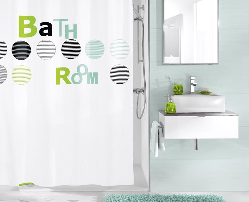 Zasłona Bathroom 180x200