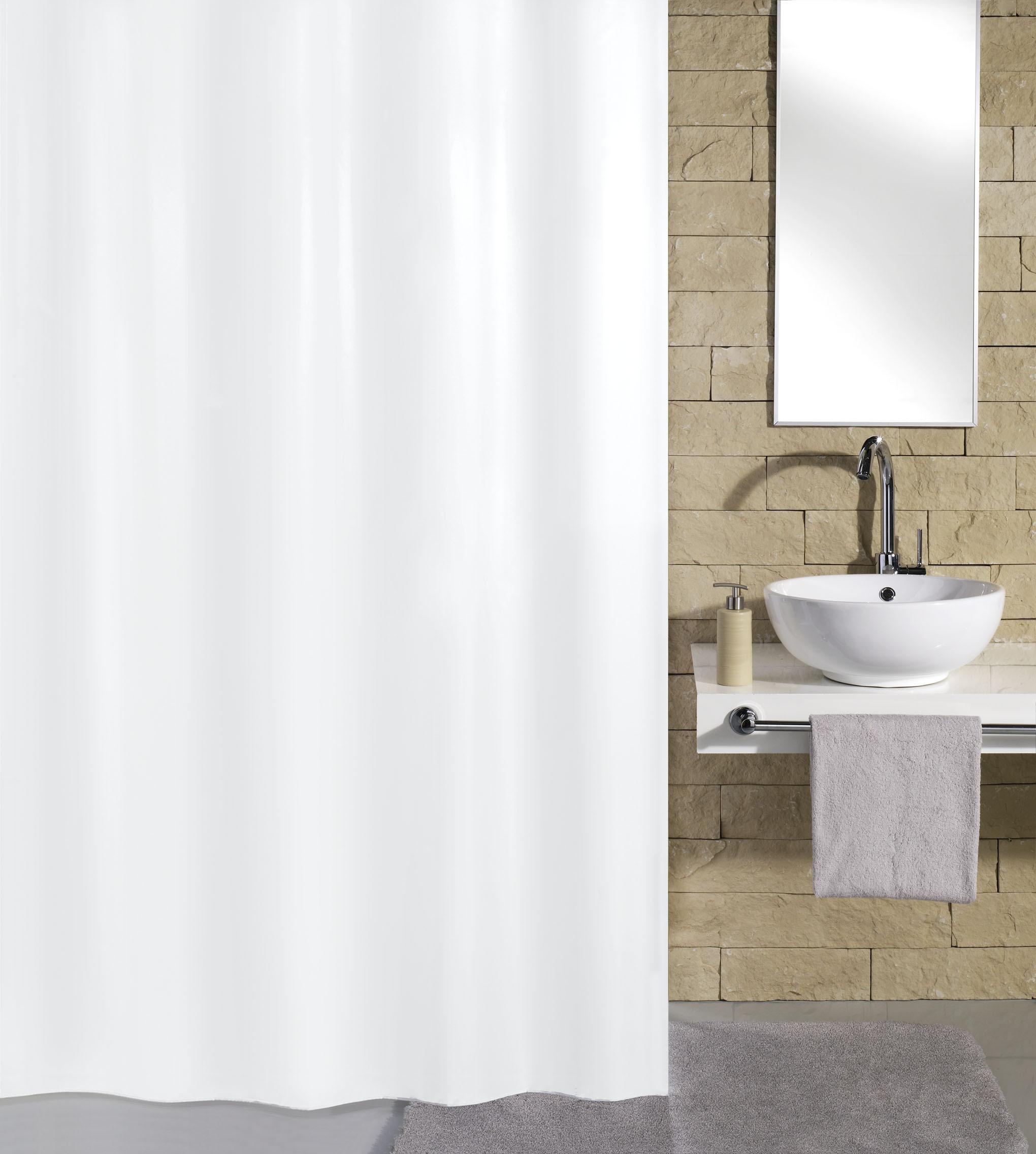 Zasłona Kito White 120x200